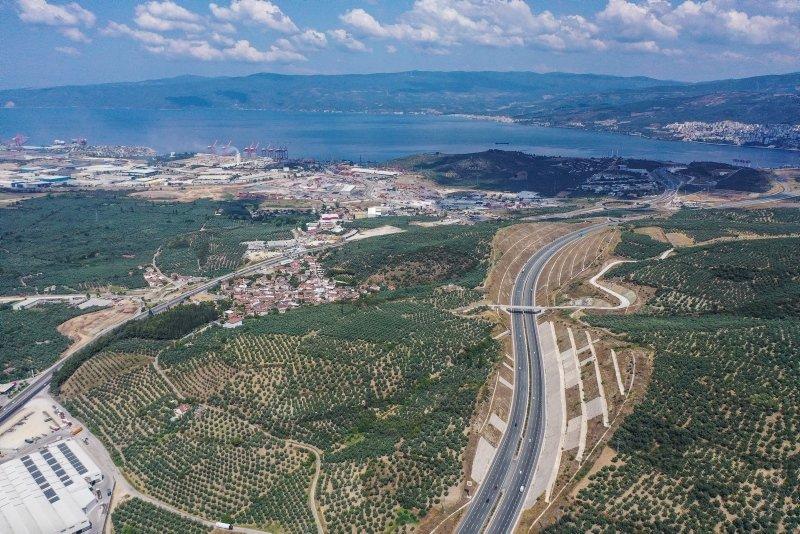 İstanbul-İzmir Otoyolu güzergahtaki illere piyango vurdu!