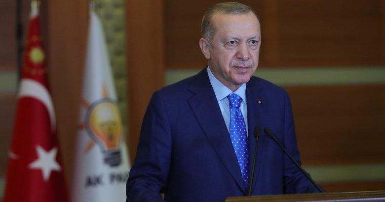 Başkan Erdoğan A Milli Futbol Takımı'nı tebrik etti