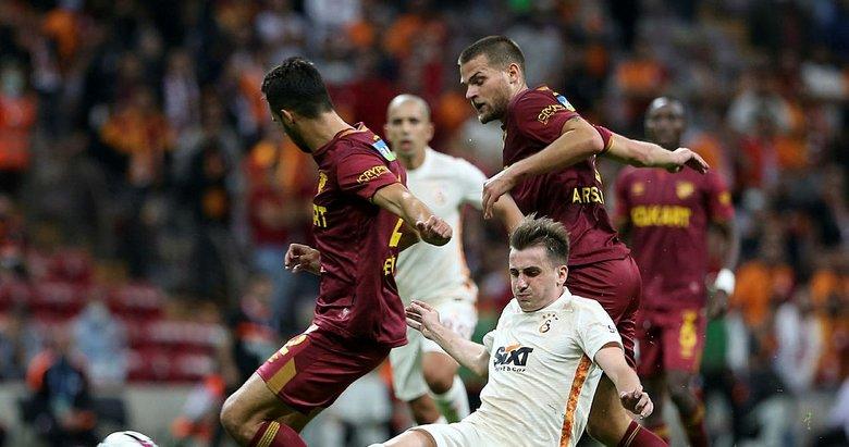 Galatasaray 2 - Göztepe 1 I MAÇ SONUCU