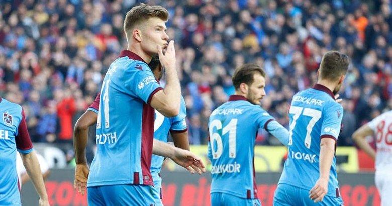 Trabzon tetikte