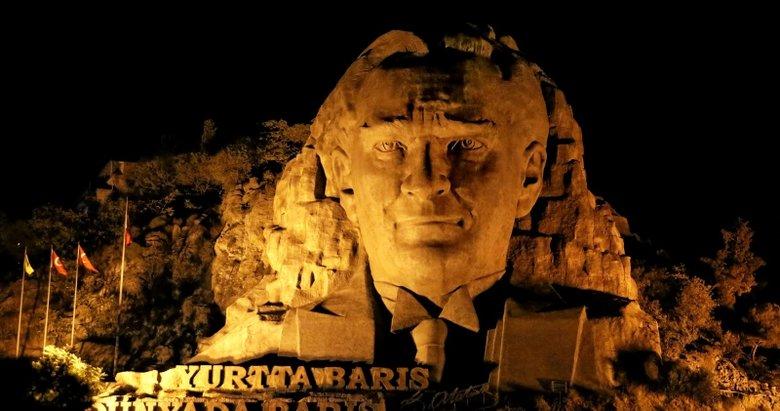 Atatürk Maskı kurtuldu