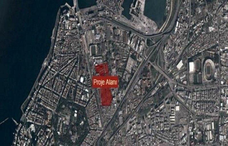 Tarişin eski arazisine 25 katlı kule ve 1049 konut yapılacak
