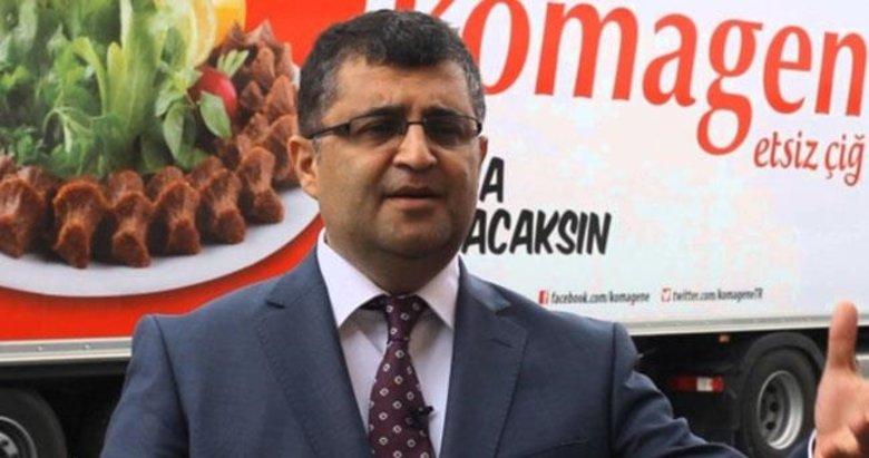 Komagene çiğ köftenin sahibi FETÖ firarisi Murat Sivrikaya sahte kimlikle yakalandı