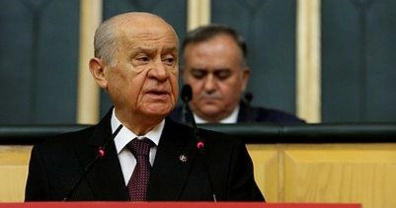 Bahçeli'den 23 Haziran talimatı! 50 il başkanı Ankara'da