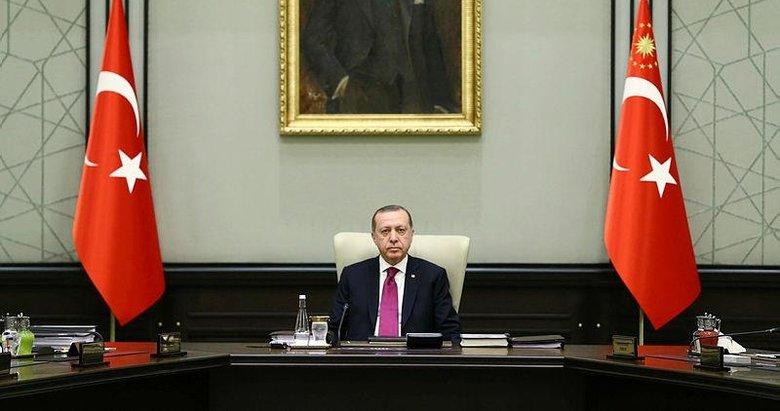 Başkan Erdoğan'ın liderliğindeki kritik MGK çarşamba günü toplanacak! İşte masadaki konular