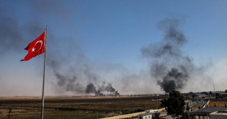 PKK/YPG'den alçak saldırı: 2 şehit