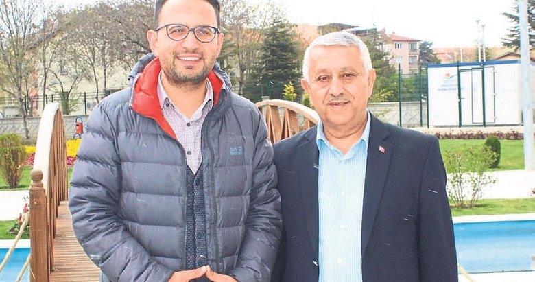 Mehmet Zeybek: Afyonkarahisar'a raylı sistem getireceğiz