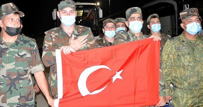 Azerbaycan'dan orman yangınlarıyla mücadele eden Türkiye'ye önemli destek