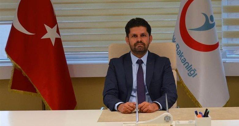 İzmir İl Sağlık Müdürlüğü'nde görev değişimi
