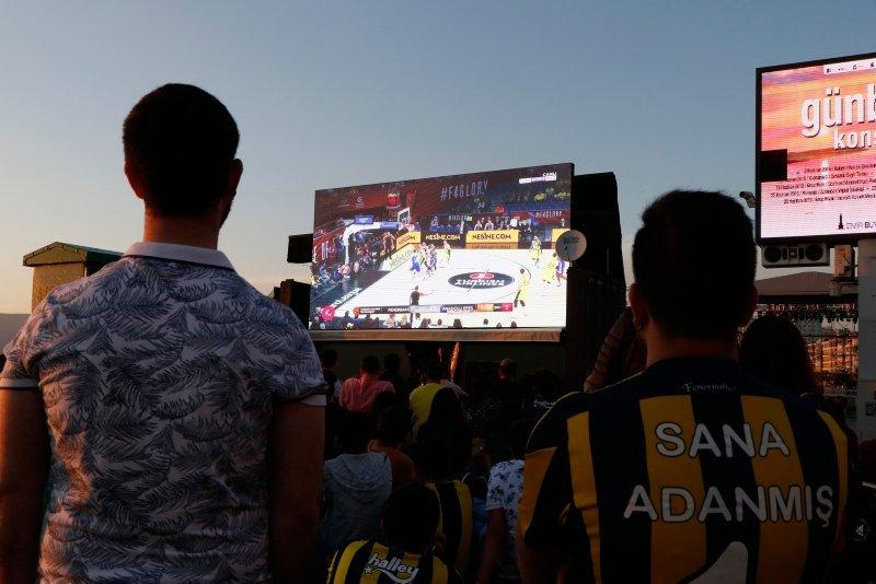 İzmir'de THY Avrupa Ligi Dörtlü Finali heyecanı