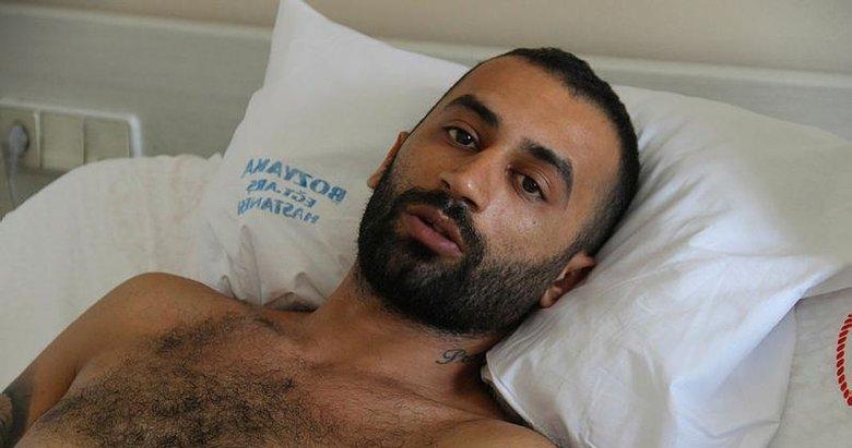 İzmir'de silahlı saldırıya maruz kalan adam: Kadın benim çocukluk arkadaşımdı
