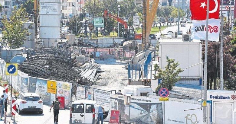 İzmir Narlıdere Metrosu'nda çok tartışılacak revize