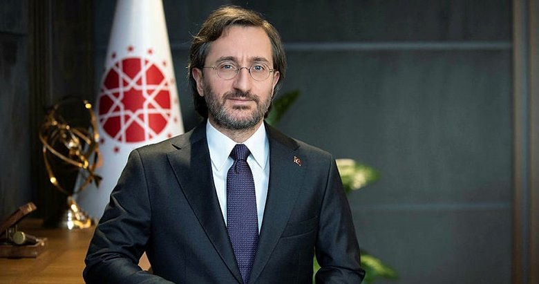 Fahrettin Altun'dan İtalya Başbakanı Draghi'ye sert tepki