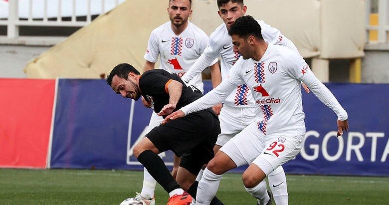 TFF 1. Lig'de Altınordu Adanaspor ile berabere kaldı