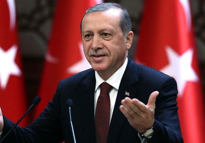 Cumhurbaşkanı Erdoğandan 65 Yıl Sonra Bir İlk