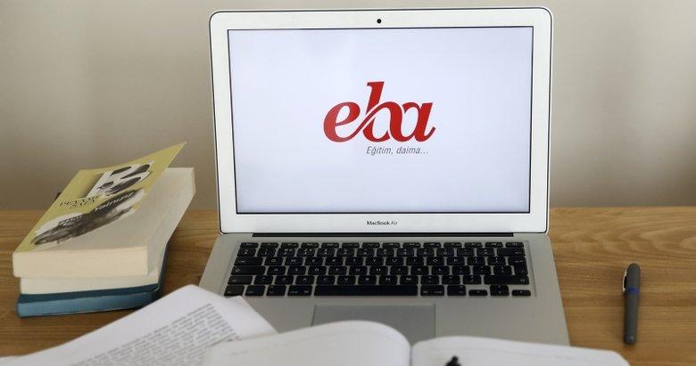 EBA TV TRT canlı izle! 26 Mart Perşembe EBA TV programı