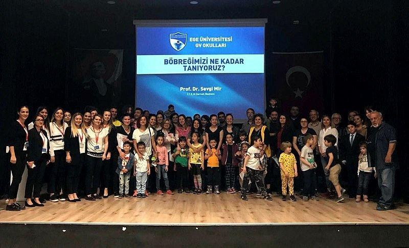 İzmir'de miniklere en temiz eğitim