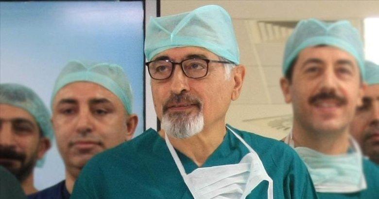 ABD'den dönen ünlü cerrah Prof. Dr. Şükrü Emre, Ege Üniversitesi kadrosuna katıldı
