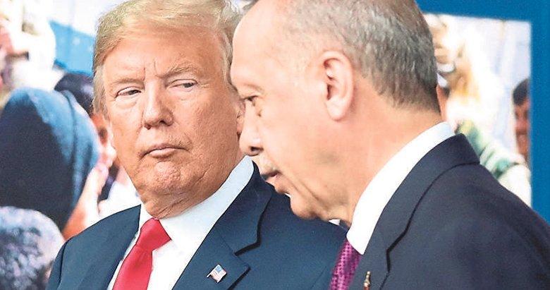 WP: Trump, Erdoğan'a uzun süredir hayran