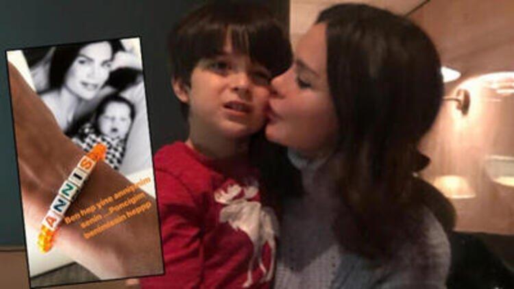 Oğlunu kaybeden Ebru Şallı'dan duygusal sözler! Alişan ve Demet Akalın gözyaşlarını tutamadı
