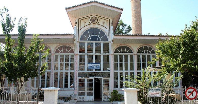 Muğla'daki 526 yıllık tarihi cami restore edilmeyi bekliyor