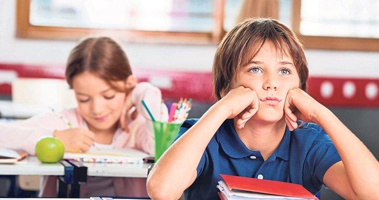 Okul çok zor iş
