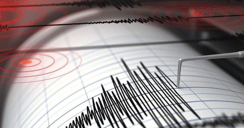 Muğla Gökova körfezinde deprem
