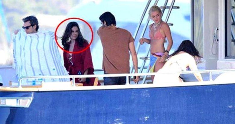 Ünlü işletmecinin teknesinde yakalandı! Yağmur Tanrısevsin'den 'aşk' açıklaması