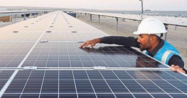 GE ve Kalyon Türkiye'ye güç verecek: Karapınar güneşi için işbirliği