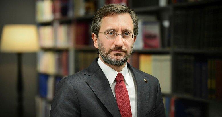 İletişim Başkanı Fahrettin Altun: Kemal Kılıçdaroğlu Başkan Erdoğan ve milletimizden özür dilemelidir