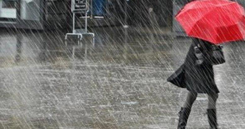 Meteoroloji'den kuvvetli yağış uyarısı! Bugün hava nasıl olacak? 18 Mayıs hava durumu...