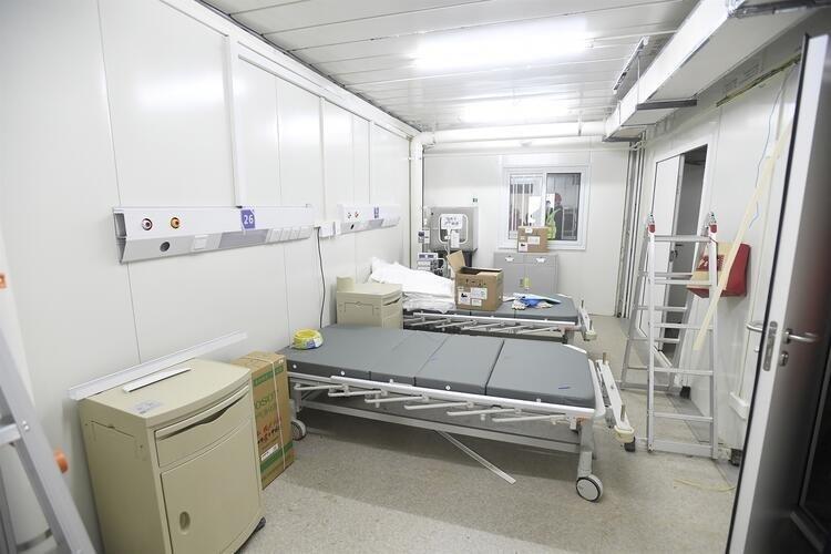 Çin'de Koronavirüs ile mücadelede yeni dönem başladı! İşte o görüntüler