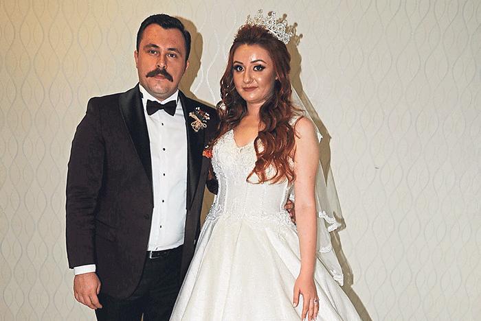 İstanbul'dan sonra Denizli'de düğün