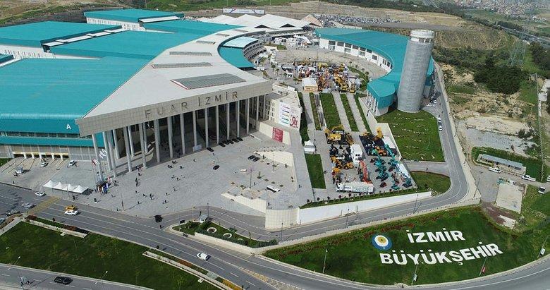 İzmir'de iki fuar birden açılacak