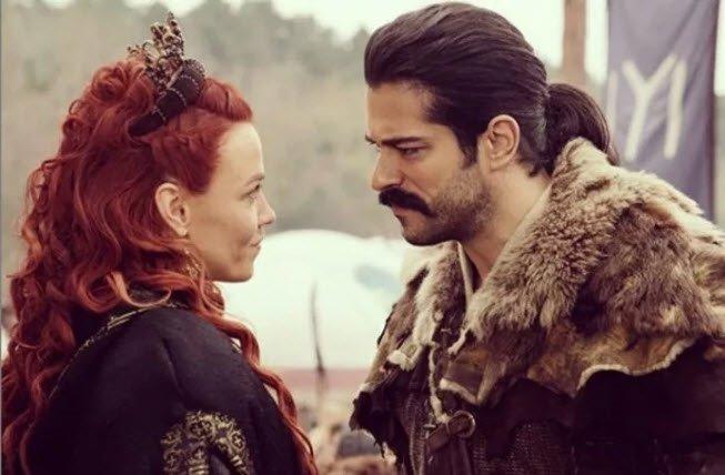 Kuruluş Osman'ın Sofia'sı Alma Terziç'in eşi bakın kim çıktı!