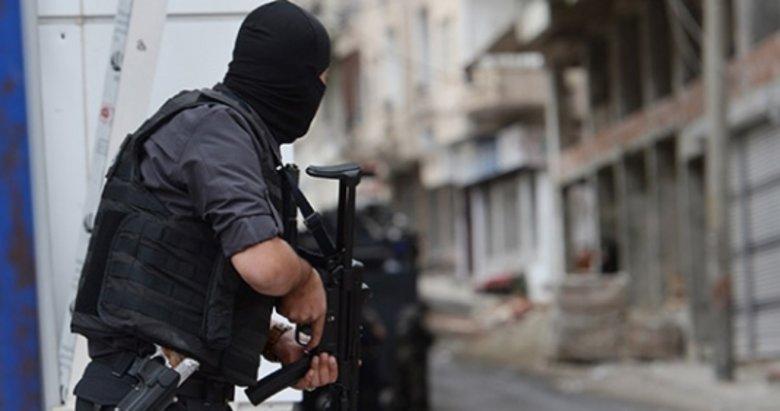 İzmir merkezli terör operasyonu