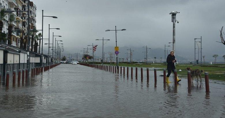 İzmir hava durumu! Bugün hava nasıl olacak? 22 Eylül Çarşamba hava durumu....