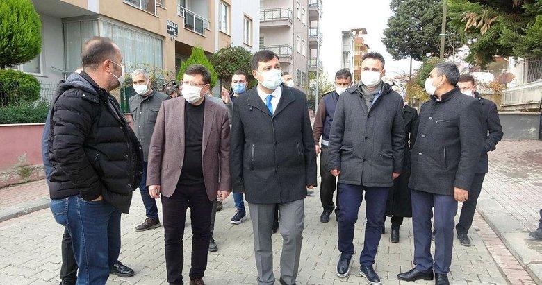 Uşak Belediye Başkanı Çakın'dan doğal gaz patlamalarına ilişkin açıklama
