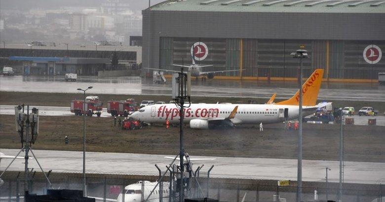 Sabiha Gökçen Havalimanı'nda iç hat uçuşları normale döndü
