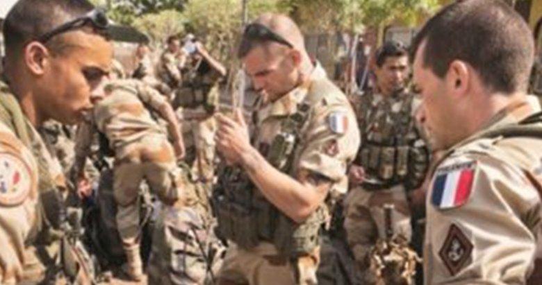 YPG'ye destek sırası Fransa'da
