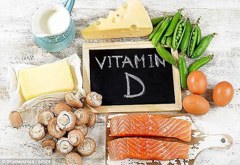 Bağışıklık sistemini güçlendiren D vitamini hangi besinlerde bulunur?