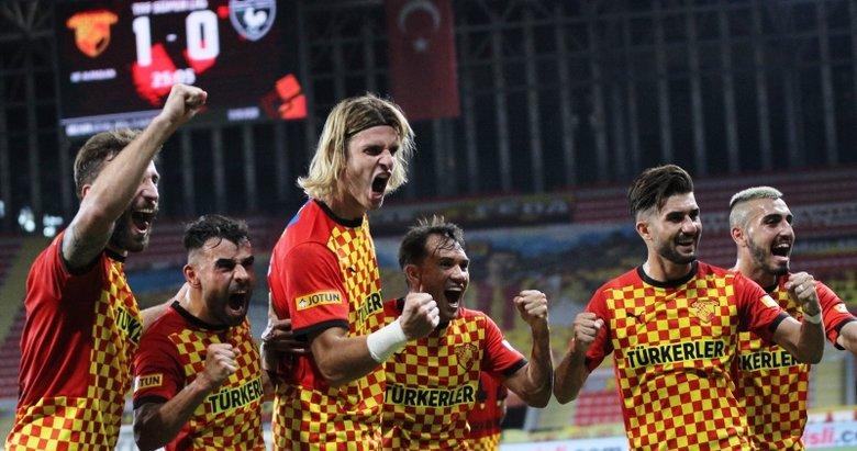 Fenerbahçe'ye yine geçit yok