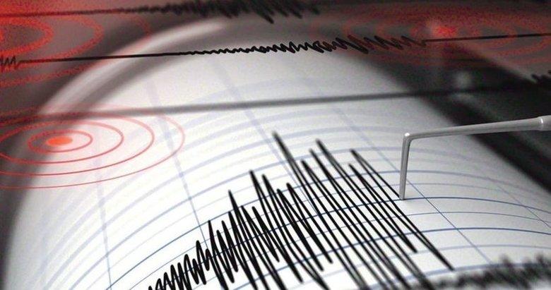 Muğla açıklarında 4 büyüklüğünde deprem