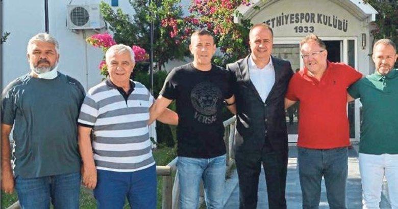 Fethiyespor'da Dinçel iddialı