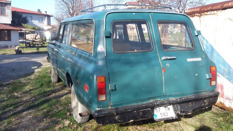 1971 model aracın değişimi şok etti!