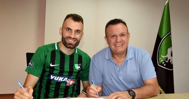 Denizlispor, Mustafa Yumlu ile 2 yıllık sözleşme yeniledi