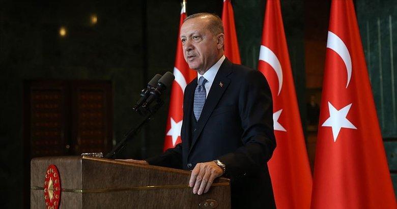 Başkan Erdoğan'dan Mehmed Şevket Eygi için başsağlığı mesajı