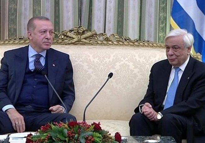 Erdoğan'dan Lozan dersi