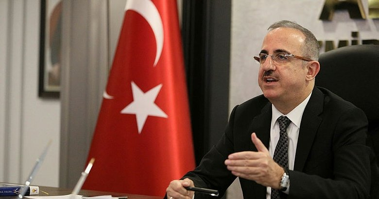 AK Partili Kerem Ali Sürekli, ilçe başkanları ile buluştu