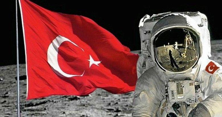Türkiye Uzay Ajansı'nın ilk toplantısı yarın